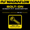 Magnaflow Conv DF BMW 3 99-00 Rear