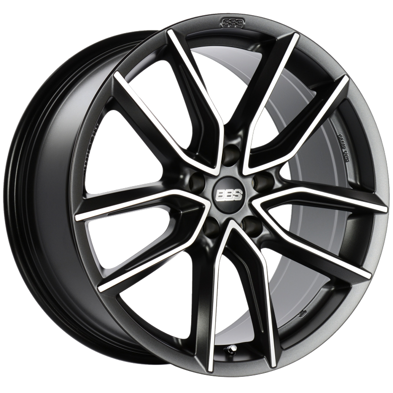 BBS SX 17x7.5 5x112 ET45 Sport Silver Wheel -82mm PFS/Clip Required