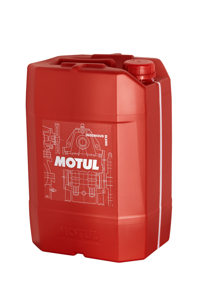 Motul 20L Synthetic Engine Oil 8100 5W40 X-CLEAN