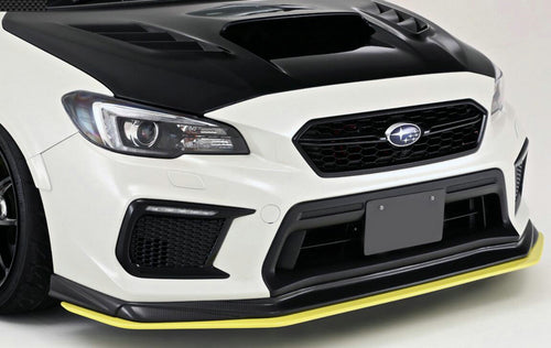 19 onwards WRX STI S4 VAB VAF VRSA1 Style Front Splitter (Facelifted)