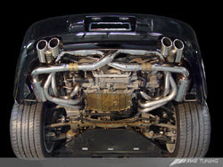 AWE Performance Headers for Porsche 997/997S