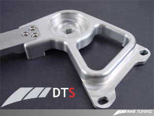 AWE DTS with Rubber Mount for Audi allroad with Manual Transmission