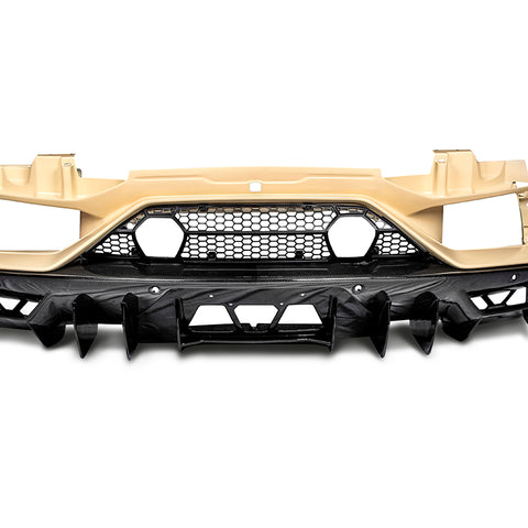 Aero Republic Lamborghini Aventador LP700 Upgrade SVJ Rear Bumper