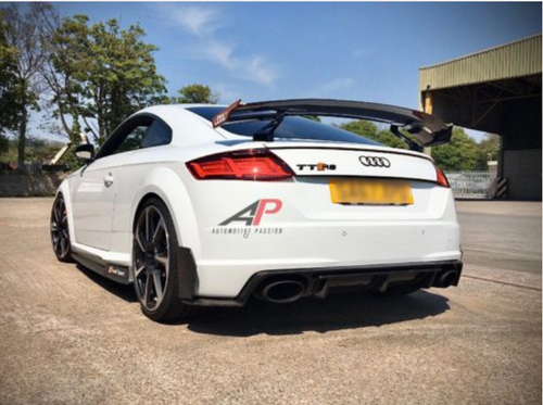 Automotive Passion Audi 8S TTRS Carbon Fiber Rear Diffuser