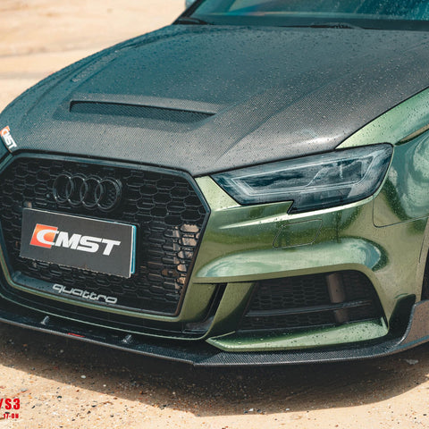 CMST Audi A3 S3 RS 2017-2020 Carbon Fiber Body Kit