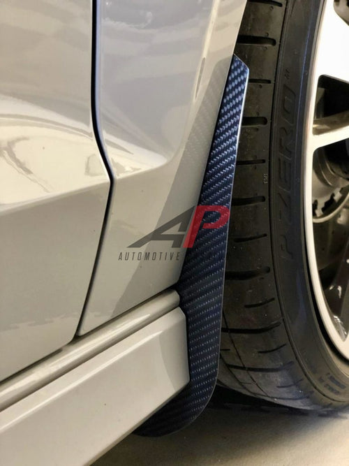 Automotive Passion Audi A3 S3 RS3 Carbon Arch Guards Mud Flaps