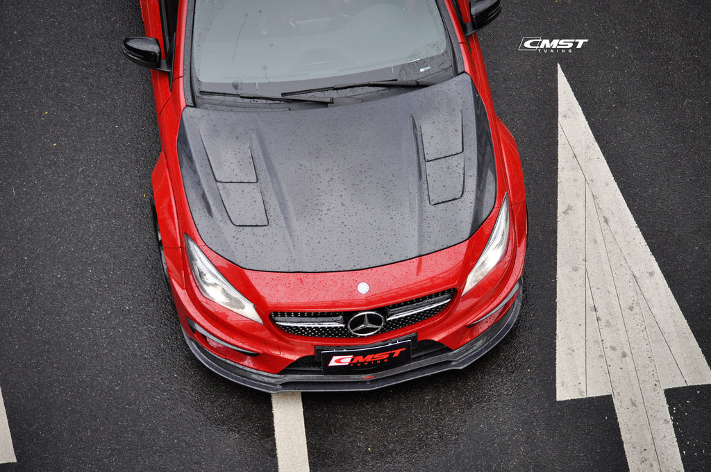 CMST C117 2014-2019 CLA-250 CLA-45 AMG Carbon Fiber Widebody Kit