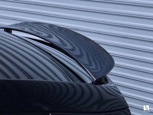 CMST Tesla Model X Carbon Fiber Rear Spoiler