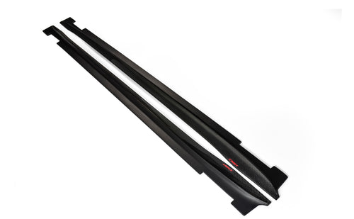CMST Tesla Model X Carbon Fiber Side Skirts
