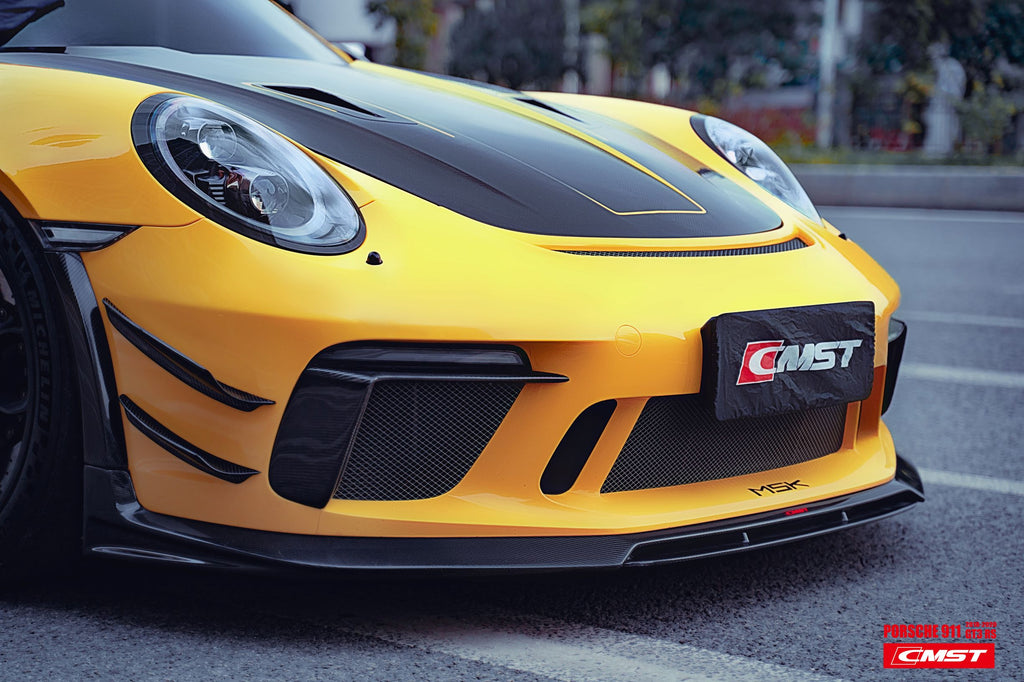 CMST Tuning Porsche 991 991.2 GT3RS Carbon Fiber Full Body Kit