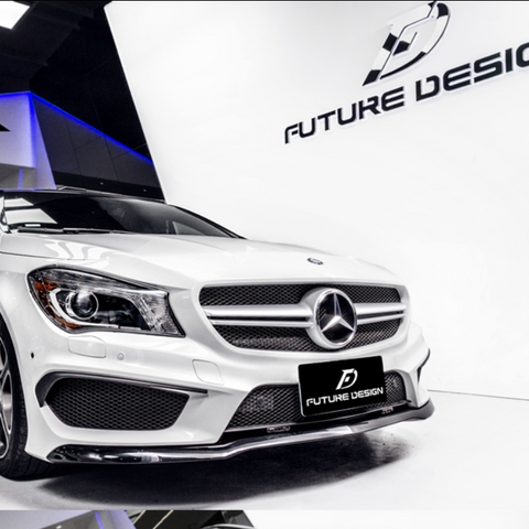 Future Design Carbon 2014-2016 C117 CLA-250 Upgrade to CLA-45 AMG PP Full Body Kit