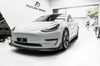 Future Design Carbon Tesla Model 3 Carbon Fiber Front Lip Splitter