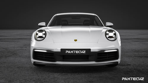 Paktechz Porsche 911 992 Carrera / S Carbon Fiber Full Body Kit