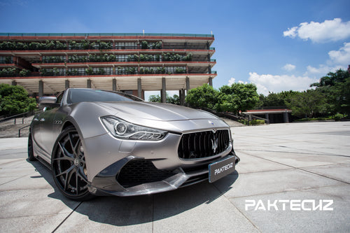 Paktechz Maserati Ghibli 2014-2017 Carbon Fiber Full Body Kit