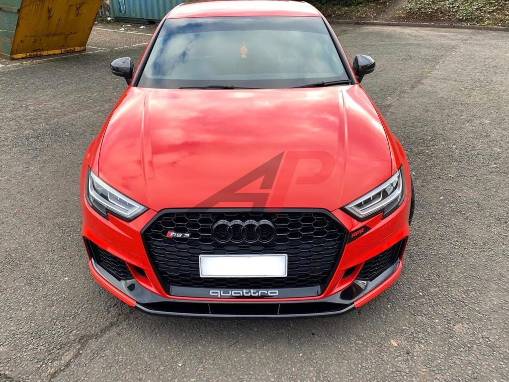 Automotive Passion-Audi RS3(2016-ON)Front Chin Splitter