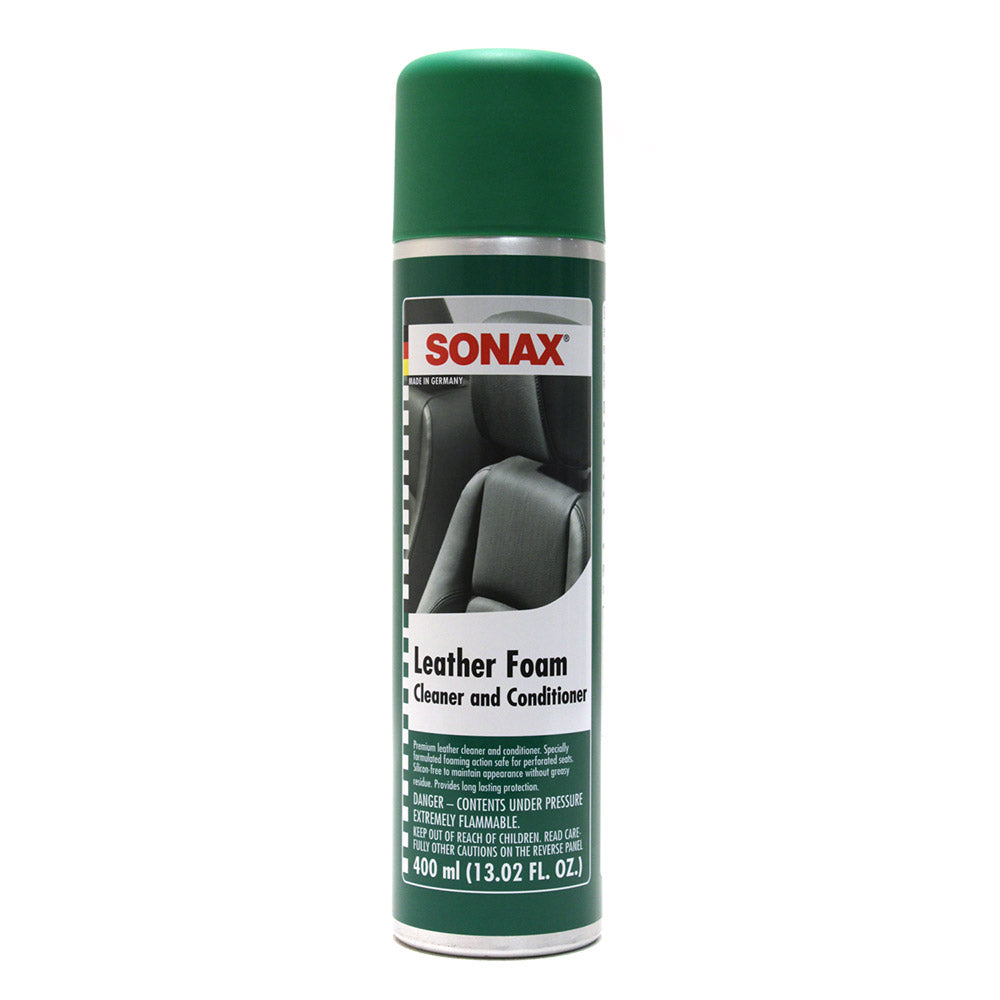 SONAX Leather Foam     400ml