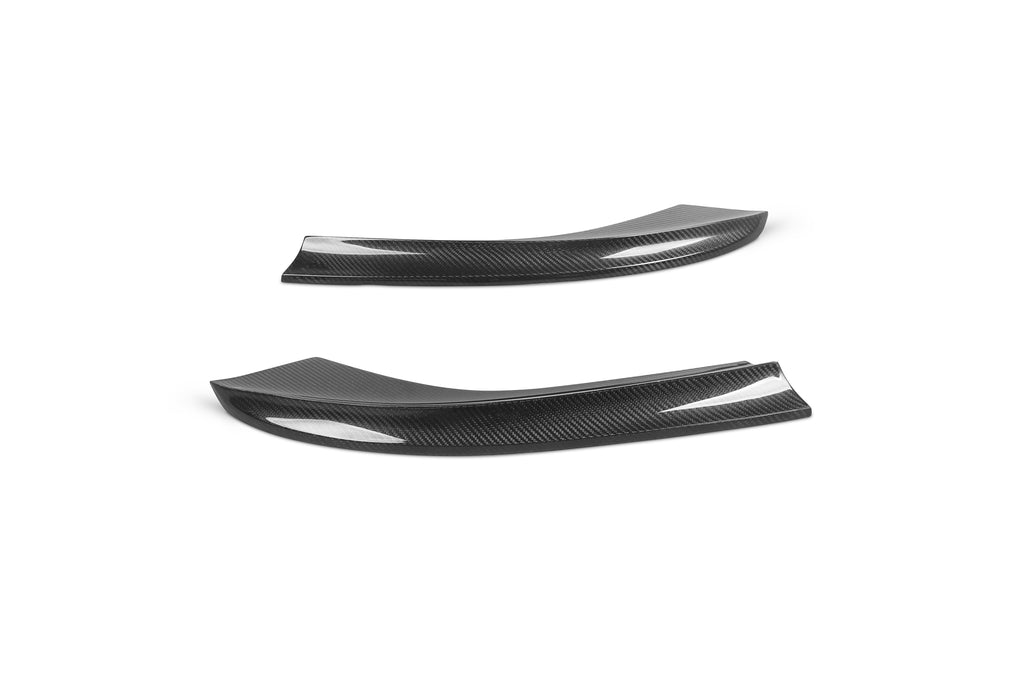 Ventus Veloce Carbon Fiber 2016 2017 2018 2019 2020 BMW M2 Rear Lower Canards