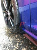 Automotive Passion VW Golf MK7 Carbon Arch Guards Mud Flaps
