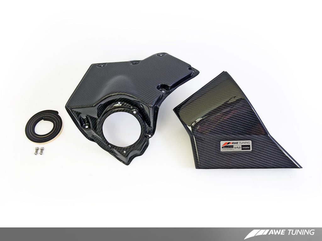 AWE S-FLO Carbon Cover