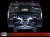 AWE Resonated Conversion Kit for Gen6 Camaro SS / ZL1