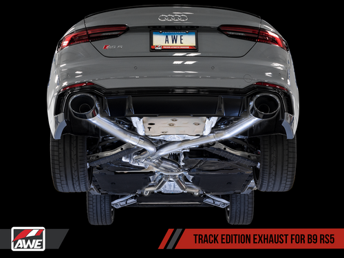 AWE EXHAUST SUITE FOR AUDI B9 RS 5 COUPE 2.9TT (SKU: GRP-EXH-AUB9RS529T)