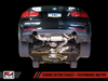 AWE Touring Edition Axle Back Exhaust for BMW F3X 335i / 435i - Carbon Fiber Tips