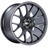BBS CH-R 20x10.5 5x112 ET25 Satin Black Polished Rim Protector Wheel -82mm PFS/Clip Required