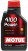 Motul 1L Engine Oil 4100 POWER 15W50 - VW 505 00 501 01 - MB 229.1