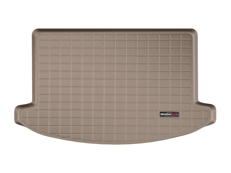 WeatherTech 2015+ Volkswagen Golf R (5 Door Hatch) Cargo Liners - Tan