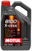 Motul 5L Synthetic Engine Oil 8100 5W40 X-CESS - 502 00-505 00-LL01-229.5-Porsche A40