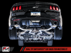 AWE Exhaust Suite for S550 2015-2017 Mustang GT