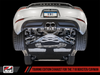 AWE SwitchPath? Exhaust for Porsche 718 Boxster / Cayman (PSE Only) - Carbon Fiber Tips
