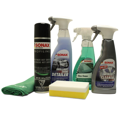 SONAX Winter Prep Kit