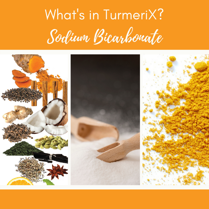TurmeriX™| The Benefits of Sodium Bicarbonate