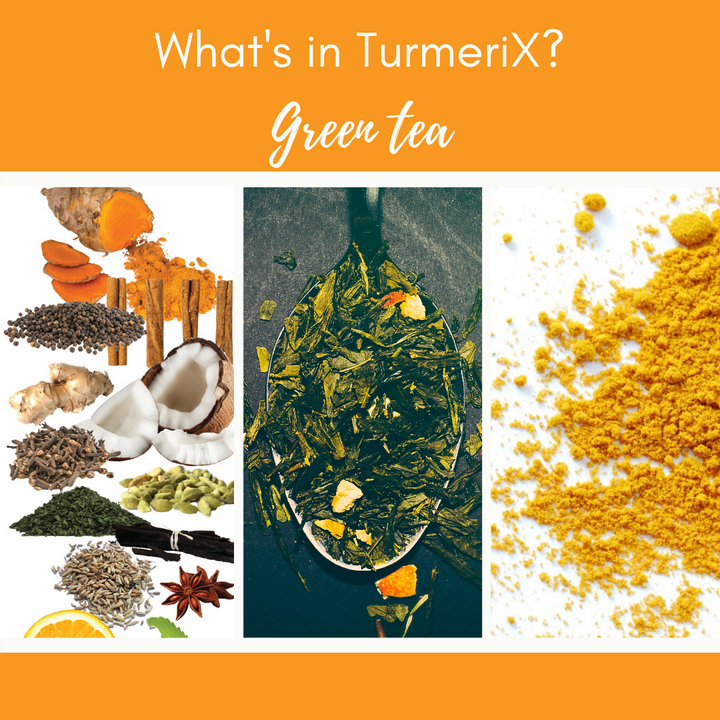 TurmeriX™ | The Benefits of Green Tea