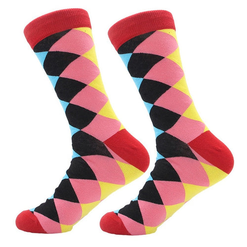 Retro Box Socks