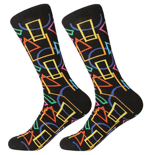 Geometry Socks