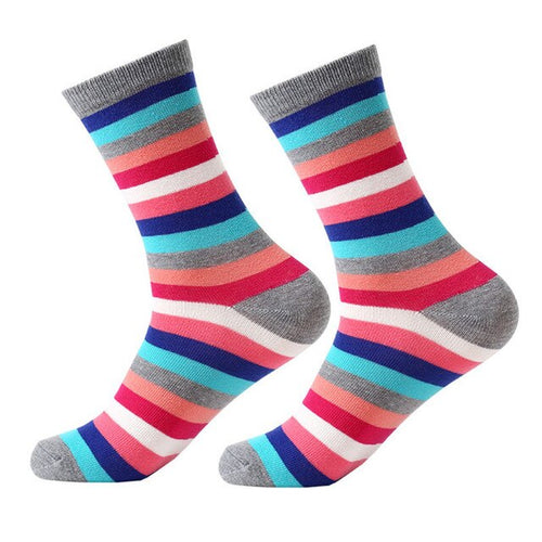 Mysterious Stripes Socks