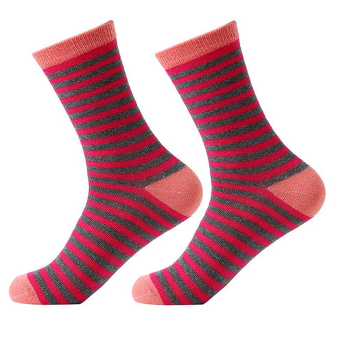Sophisticated Stripe Socks
