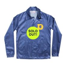 Load image into Gallery viewer, The Lords Of Portland X Ebbets Field Satin Jacket