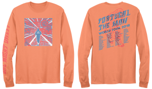 One Night Only 2018 World Tour Long Sleeve Tee