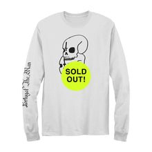 Load image into Gallery viewer, So Young Double Skull Long sleeve Tee
