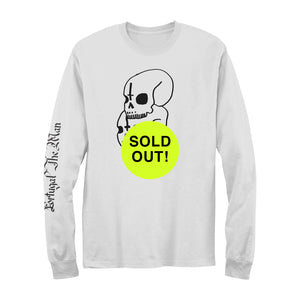 So Young Double Skull Long sleeve Tee