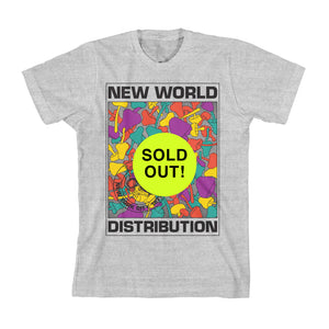 New World Distribution Tee