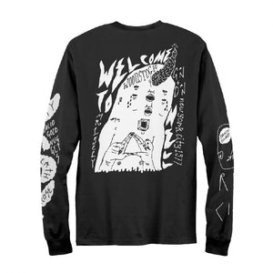 Welcome To Hell Longsleeve Tee