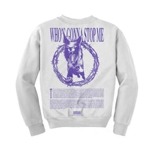 Load image into Gallery viewer, Barbed Coyote Crew Neck Sweatshirt