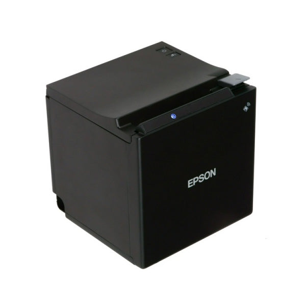 Epson M30 Thermal Ethernet Receipt Printer Black