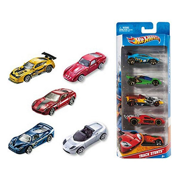 Set mit 5 Autos Hot Wheels Sortiment