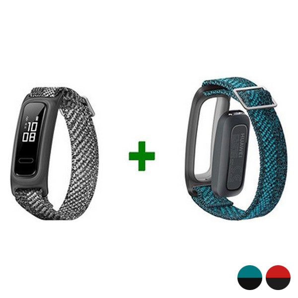 "Activity-Armband Huawei Band 4e 0,5"" OLED 77 mAh 5 ATM"