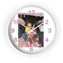 Load image into Gallery viewer, Copy of Personalized Photo Wall clock
